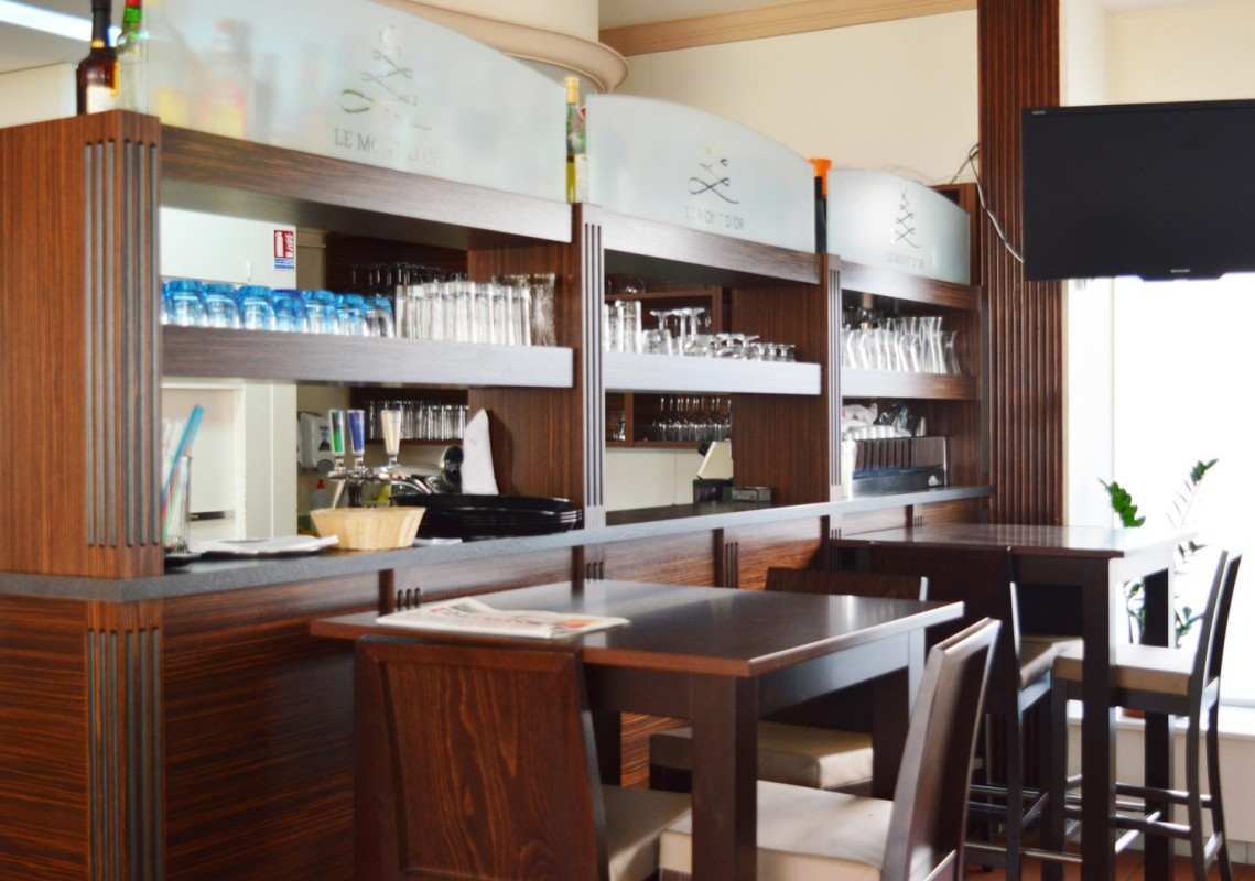 Restaurant salle privatisable lausanne