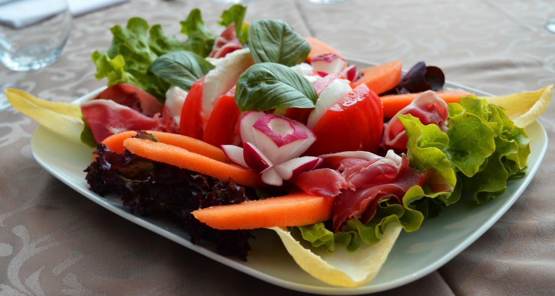 salades fraiches lausanne