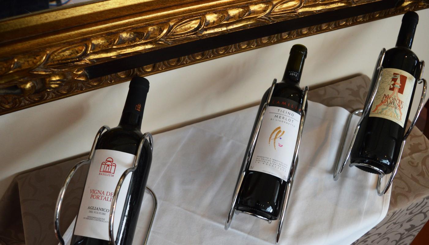 vins italiens restaurant lausanne centre